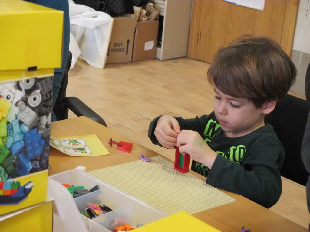 Legoteca colegio Amador Ríos Madrid11