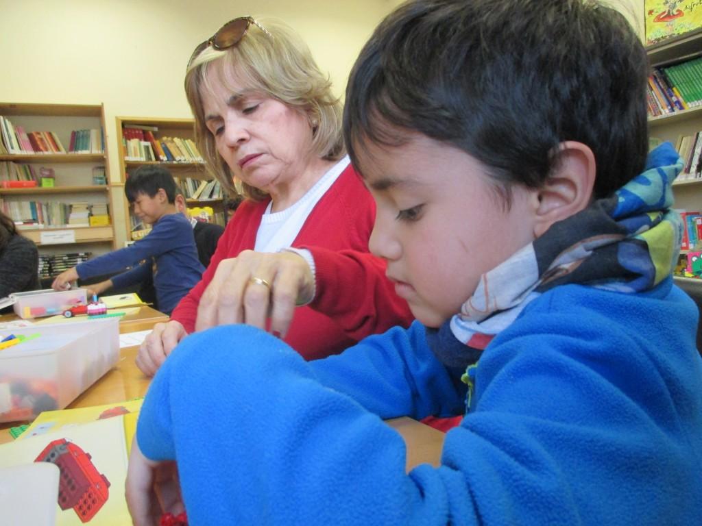 Legoteca colegio Amador Ríos Madrid16