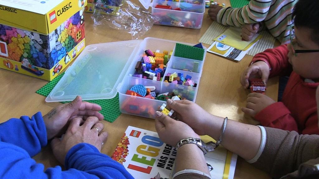 Legoteca colegio Amador Ríos Madrid4