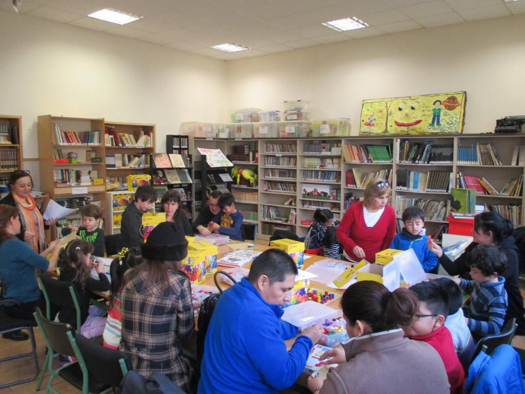 Legoteca colegio Amador Ríos Madrid7