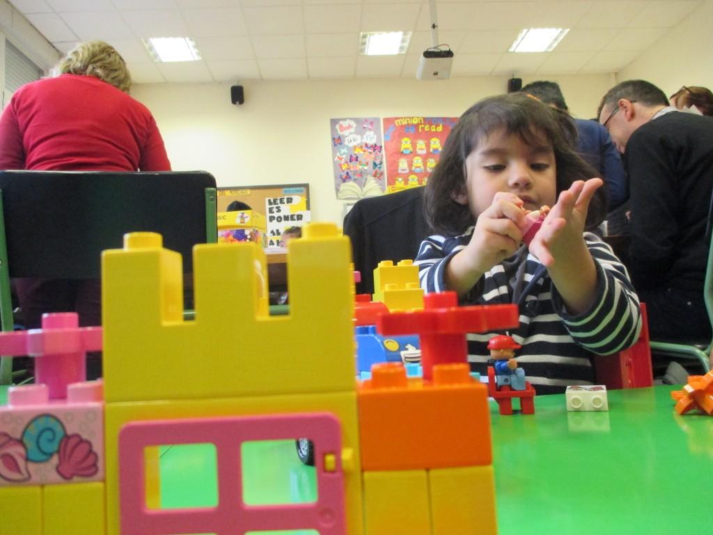 Legoteca colegio Amador Ríos Madrid8