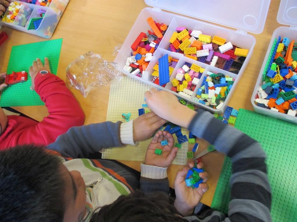 Legoteca colegio Amador Ríos Madrid14