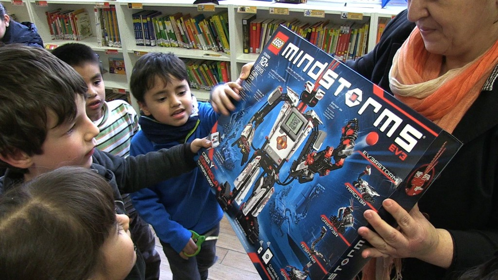 Legoteca colegio Amador Ríos Madrid22